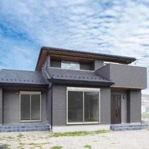 多治見市|O様邸|新築・注文住宅|勾配天井のリビングがある木のぬくもりを感じる家