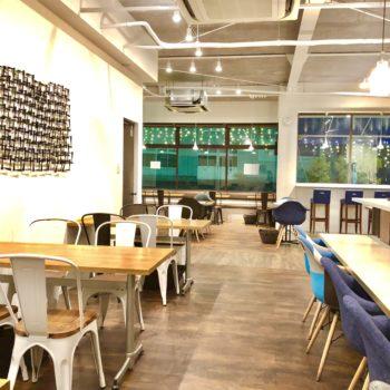 泉大坪町|広々&快適空間のカフェダイニング|コボコモード 様
