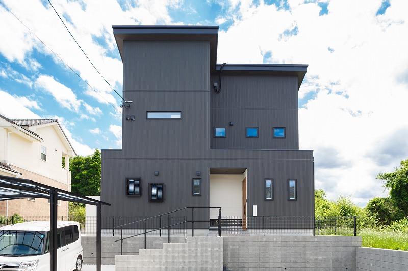 可児郡御嵩町|Y様邸|新築・注文住宅|家事導線と子育てに最適な家