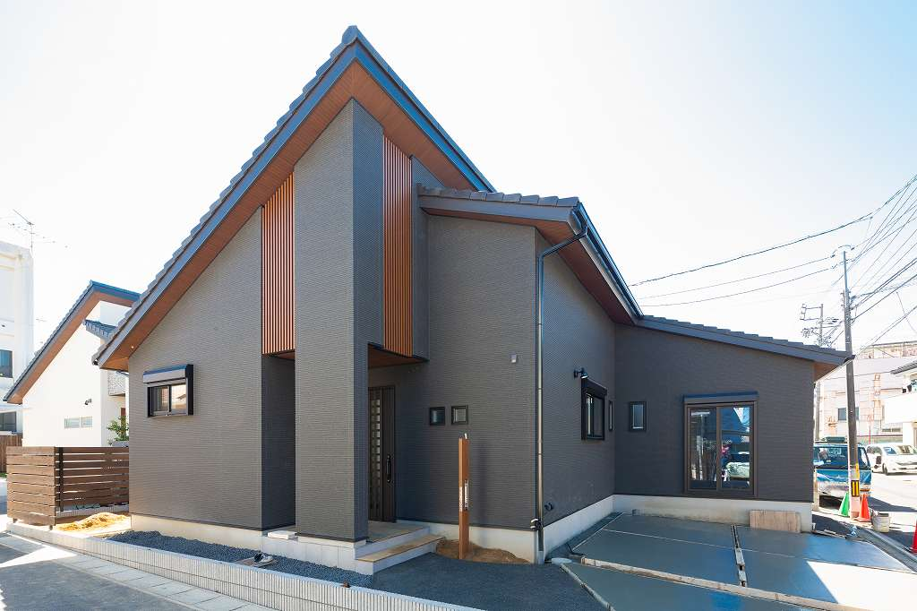 土岐市 駅前平屋モデルハウス 「凛 リン-Ring-」 販売開始致します