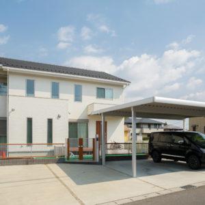土岐市肥田町|S様邸|新築・注文住宅|白を基調とした家