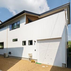 土岐市泉神栄町|S様邸|新築・注文住宅|2Fリビングと大きなバルコニーのある家