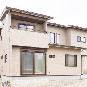 土岐市|M様邸|新築・注文住宅|中2階を中心としたナチュラルデザインの家