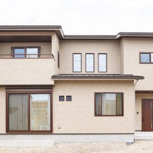 土岐市 M様邸 「中2階を中心としたナチュラルデザインの家」 施工実例を追加致しました