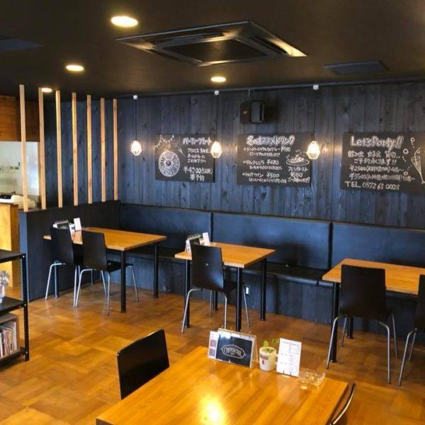 南小田町|黄昏の店内でいただくカフェごはん|cafe CREPUSCULE(クレプスキュール)  様