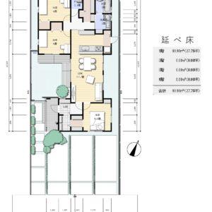 建売住宅 HINATA-ひなた美坂-