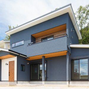 多治見市北丘町|I様邸|新築・注文住宅|色合い豊かな木目調が映える家