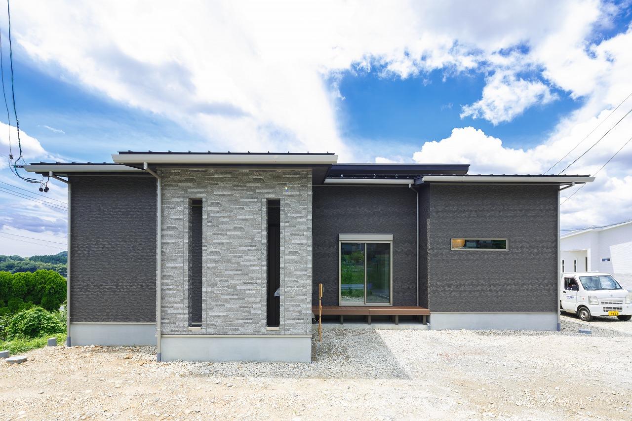 瑞浪市土岐町|M様邸|新築・注文住宅|1.5階のロフトとペットスペースのある平屋の家