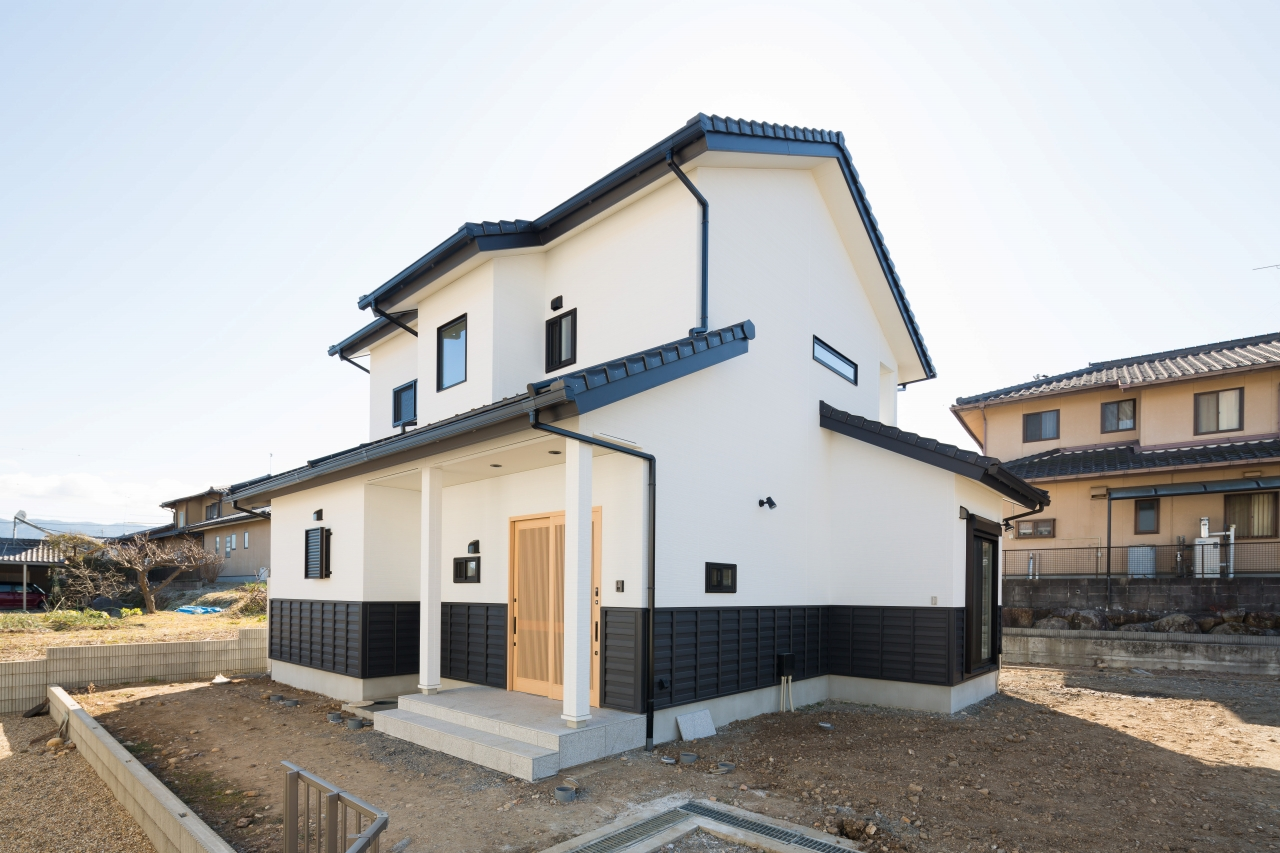 瑞浪市西小田町|K様邸|新築・注文住宅|本格和風を思わせる邸宅
