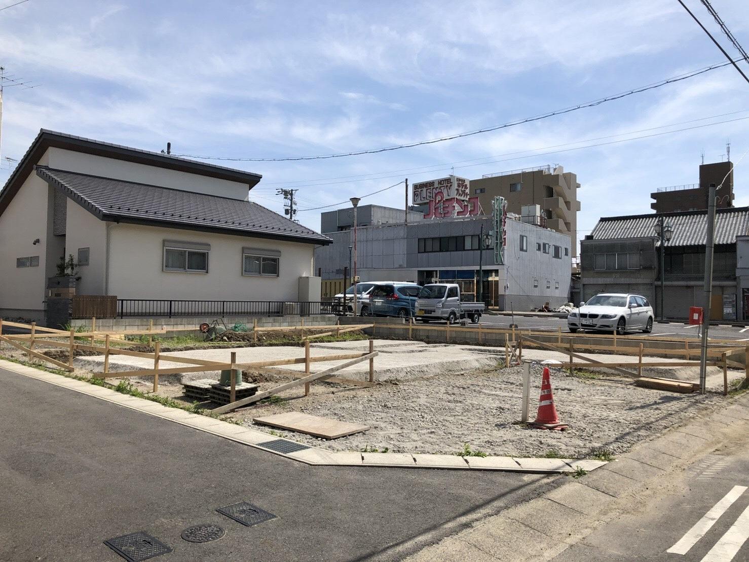 土岐市泉町地内にて新モデルハウス着工のお知らせ