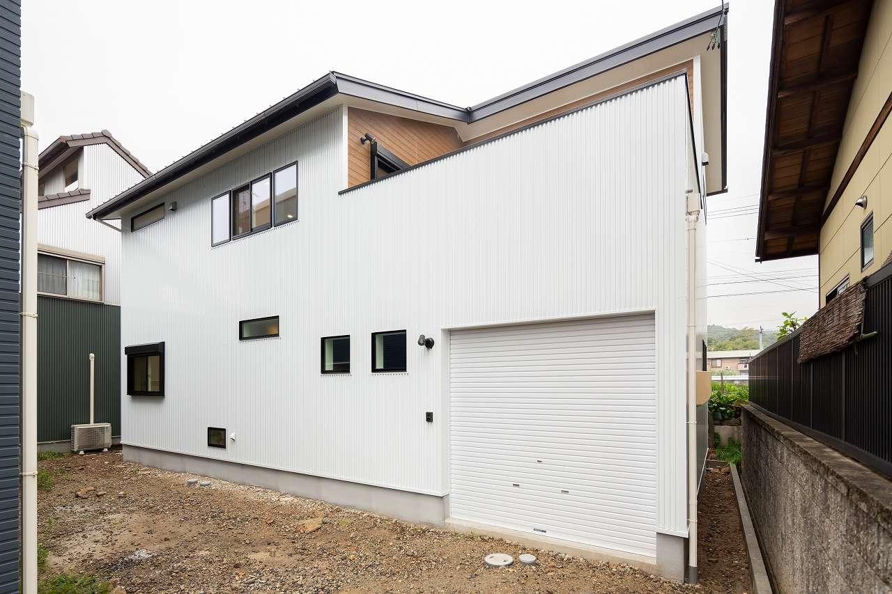 土岐市泉神栄町 2Fリビングと大きなバルコニーのある家 施工実例を追加致しました