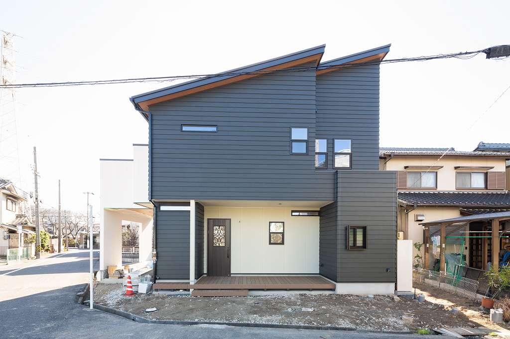 必見! CALIFORNIA SURFER's HOUSEの施工実例を追加致しました