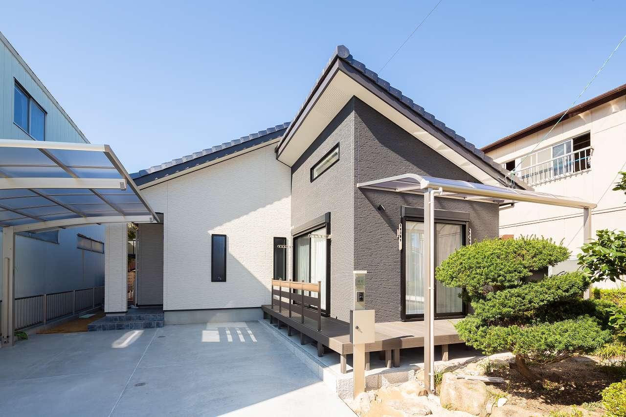 土岐市泉神栄町|S様邸|新築・注文住宅|二人で暮らすゆったり平屋住宅