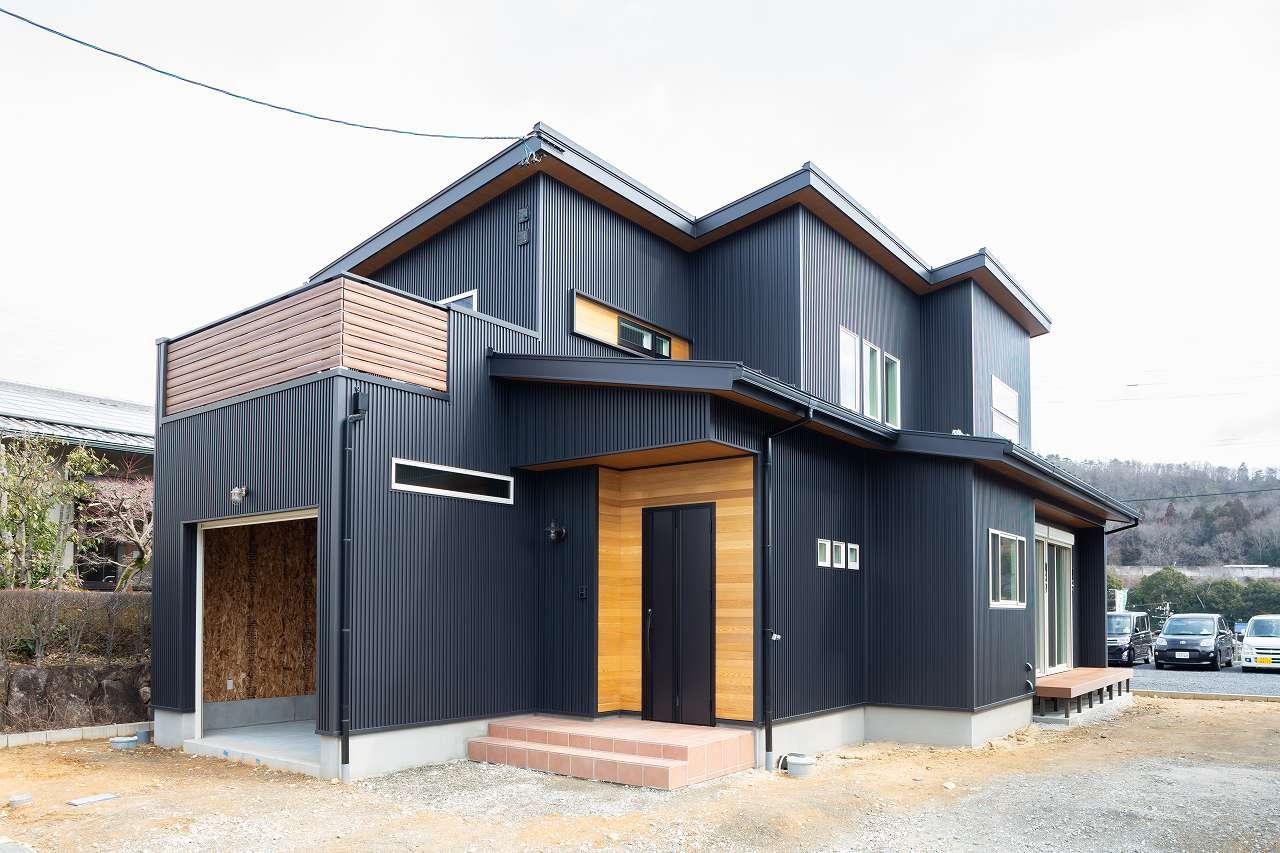 新築 注文住宅 土岐市泉町の施工実例を追加致しました