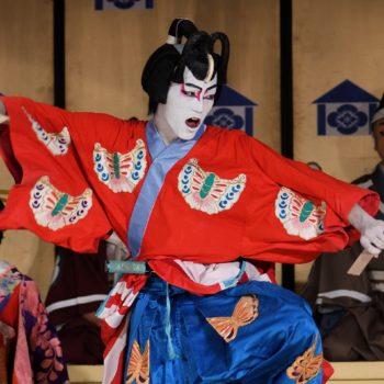 日吉町 昭和47年から続く美濃歌舞伎公演 相生座の恒例美濃歌舞伎公演・長月公演