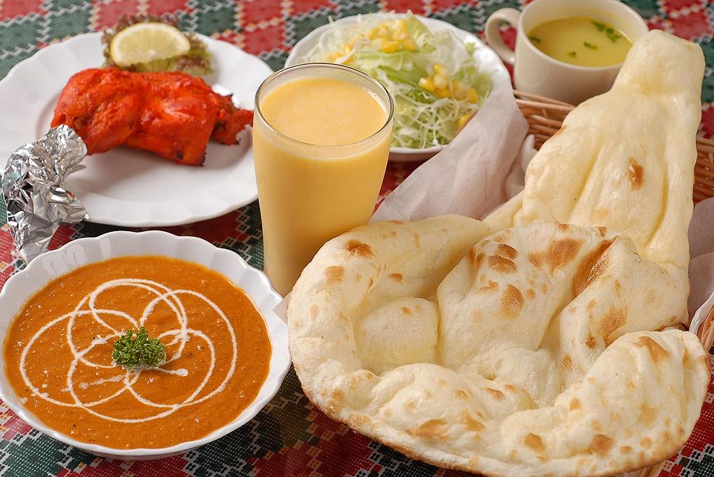 インド料理ウパハル魅力スポットに掲載中!