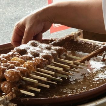 寺河戸町|『真実の食べ物』瑞浪市にある五平餅の名3店|あまから瑞浪支店 様、味じまん 魚徳  様