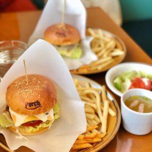 穂並|ハワイアン料理とハンバーガーのカフェ|Perch(パーチ)  様