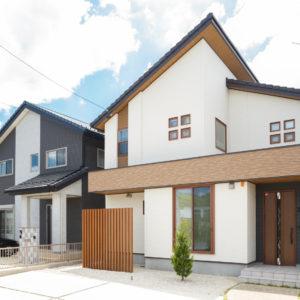 土岐市泉寺田町|S様邸|新築・注文住宅|素材を意識したデザイナーズハウス