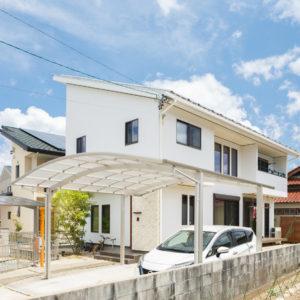 瑞浪市一色町|K様邸|新築・注文住宅|西海岸風~ボタニカル住宅