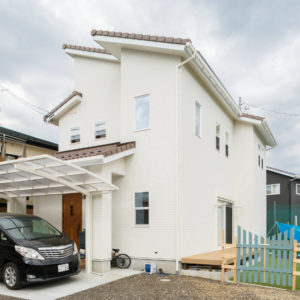 瑞浪市寺河戸町|M様邸|新築・注文住宅|ボルダリングのある家