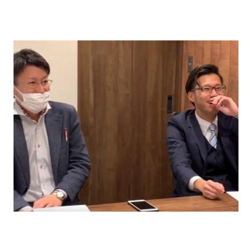 営業2人組の新企画始動!