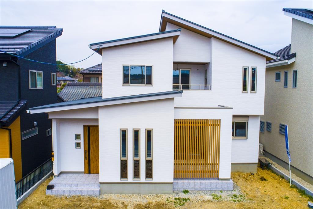 新築!多治見市喜多町の施工実例を追加しました!