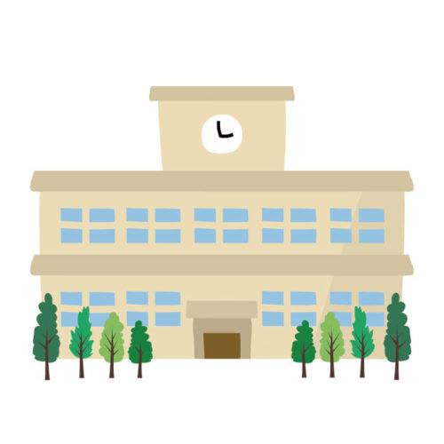 瑞浪中学校